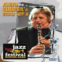 Andy Cooper - Hot Jazz Festival DVD Cover Art