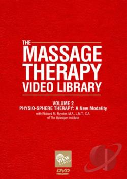 Massage Therapy Video Library - Volume 2: A New Modality DVD Cover Art
