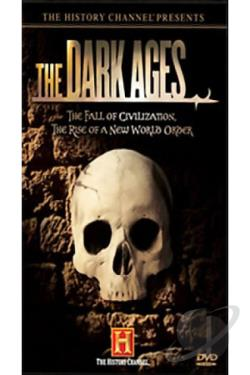 History Channel Presents: The Dark Ages DVD Cover Art