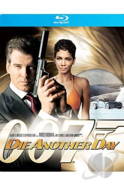 Die Another Day BRAY Cover Art