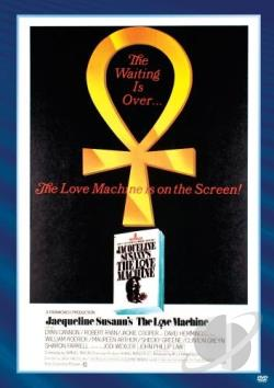 Love Machine DVD Cover Art
