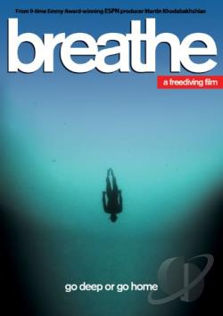 Breathe DVD Cover Art