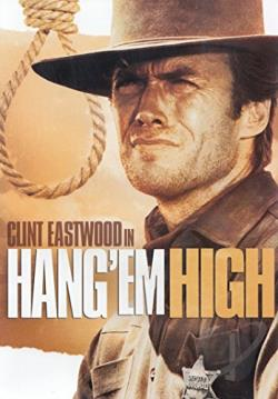 Hang 'Em High DVD Cover Art