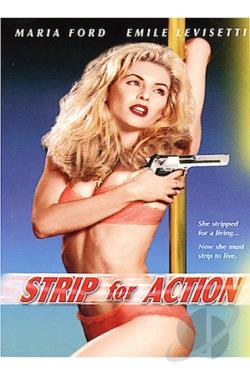 Strip for Action DVD Cover Art