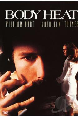 Body Heat DVD Cover Art