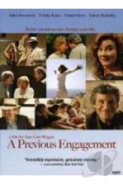 Previous Engagement DVD Cover Art