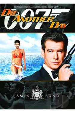 Die Another Day DVD Cover Art