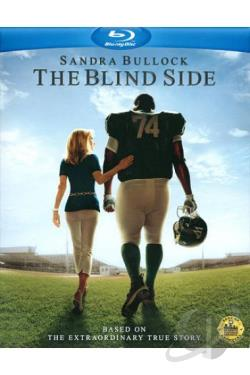 Blind Side BRAY Cover Art