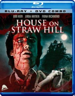 House on Straw Hill BRAY Cover Art