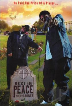 Rest in Peace Cuervo Jones DVD Cover Art