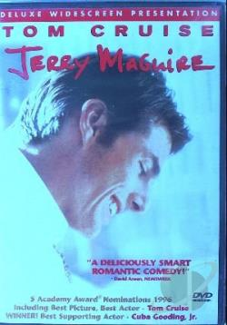 Jerry Maguire DVD Cover Art