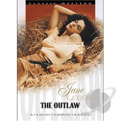 Outlaw DVD Cover Art