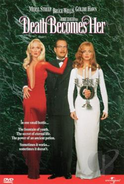 Death Becomes Her DVD Cover Art