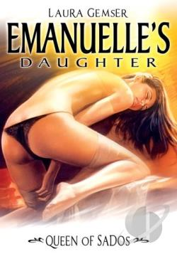 Emanuelle's Daughter: Queen of Sados DVD Cover Art