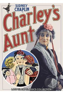 Charley's Aunt DVD Cover Art