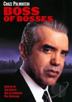 Boss of Bosses DVD Cover Art