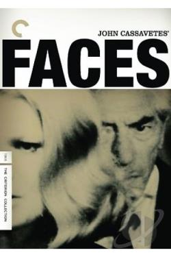 Faces DVD Cover Art