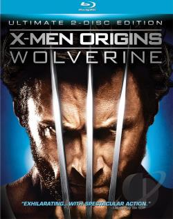 X-Men Origins: Wolverine BRAY Cover Art