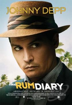 Rum Diary DVD Cover Art