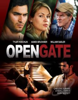 Open Gate DVD Cover Art
