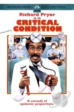Critical Condition DVD Cover Art