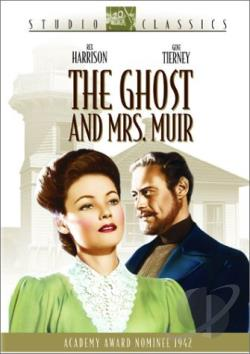 Ghost and Mrs. Muir DVD Cover Art
