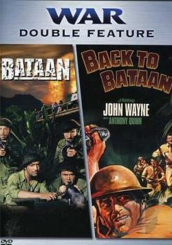 Bataan/Back to Bataan DVD Cover Art