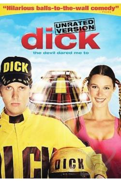 Dick - The Devil Dared Me To DVD Cover Art
