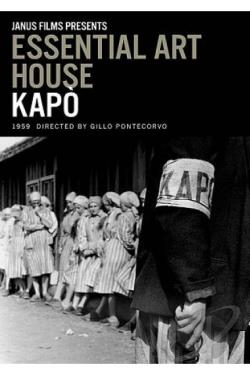 Essential Art House: Kapo DVD Cover Art
