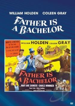 Father Is a Bachelor DVD Cover Art