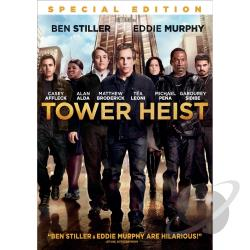 Tower Heist DVD Cover Art