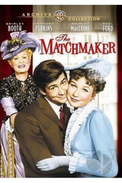 Matchmaker DVD Cover Art