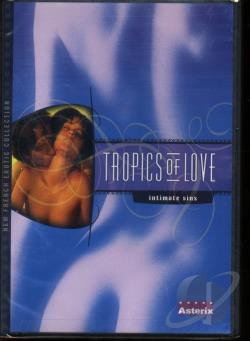 Tropics of Love: Intimate Sins DVD Cover Art