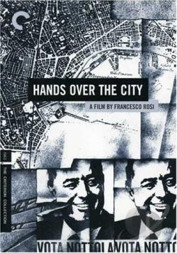 Hands Over The City DVD Cover Art