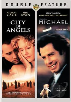 City of Angels/Michael DVD Cover Art