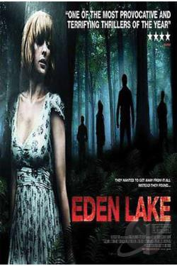 Eden Lake DVD Cover Art
