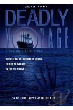 Deadly Voyage DVD Cover Art