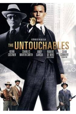 Untouchables DVD Cover Art