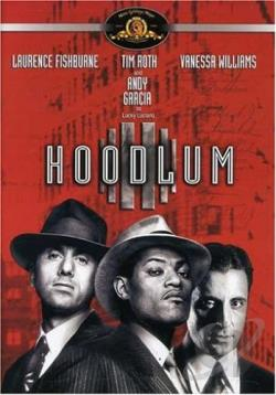 Hoodlum DVD Cover Art