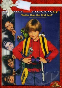 Home Alone 3 DVD Cover Art