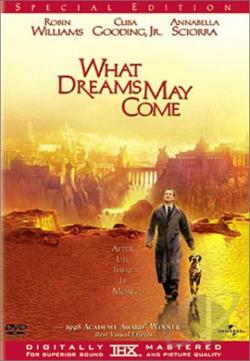 What Dreams May Come DVD Cover Art
