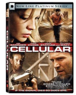 Cellular DVD Cover Art