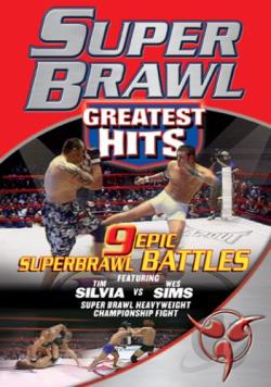 Super Brawl: Greatest Hits DVD Cover Art
