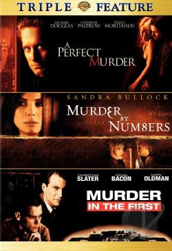 Perfect Murder DVD Cover Art