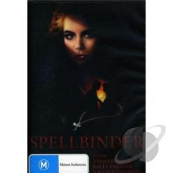 Spellbinder DVD Cover Art