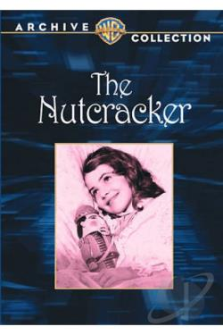 Nutcracker DVD Cover Art