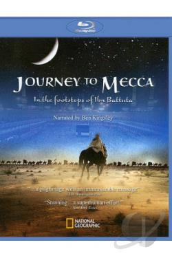 Journey to Mecca BRAY Cover Art