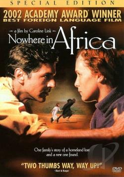 Nowhere in Africa DVD Cover Art