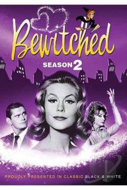 Bewitched: Season 2 DVD Cover Art