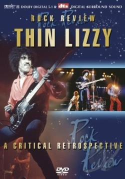 Thin Lizzy - Rock Review: A Critical Retrospective DVD Cover Art
